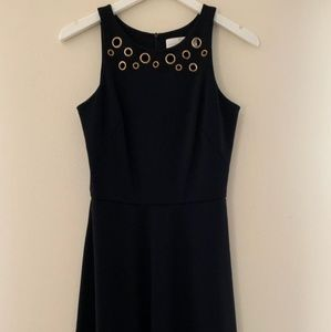 Amanda Uprichard Black Dress